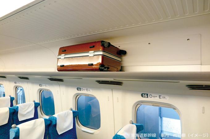 新幹線 スーツケース 事前予約