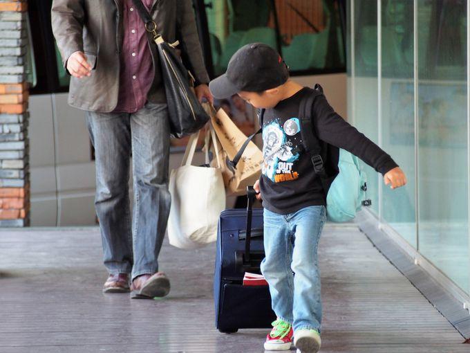 子連れ旅行で準備するもの