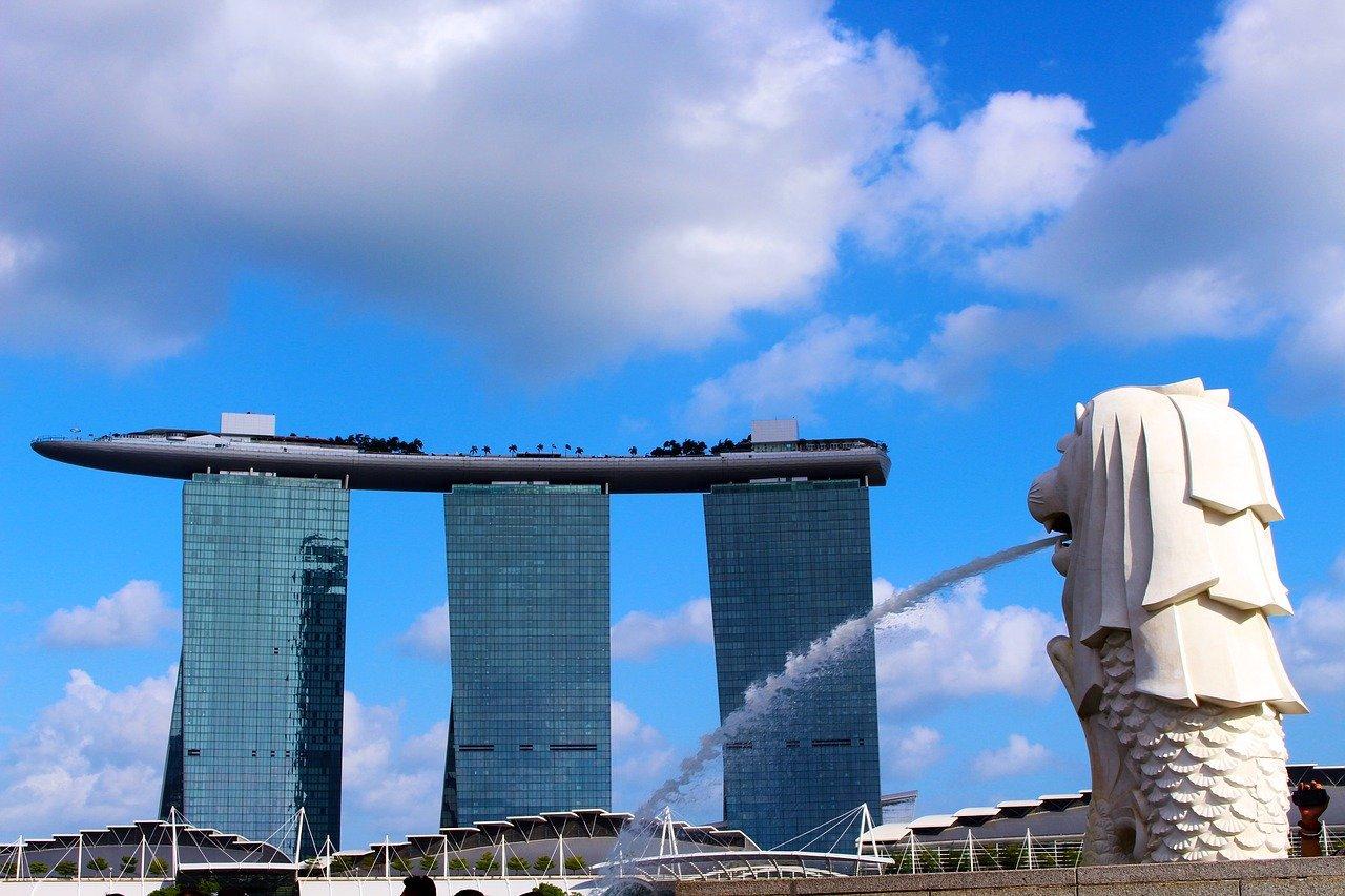 モルディブ+シンガポールなら7日間