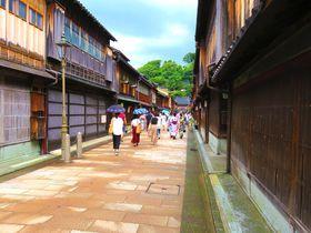 金沢旅行は何泊がおすすめ?観光には何日必要?