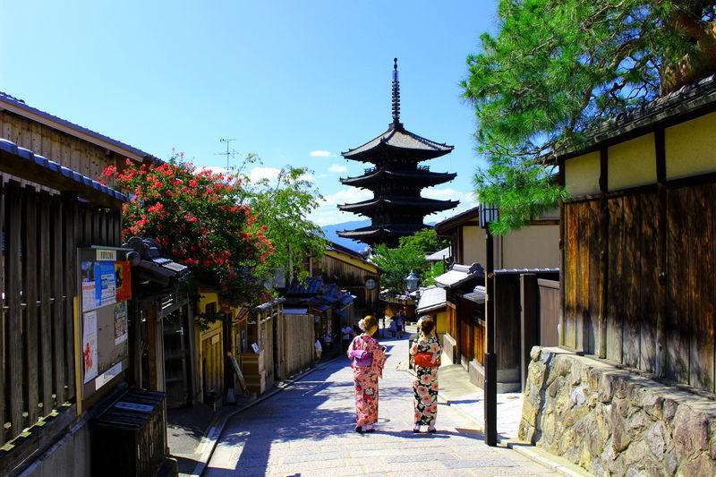 京都は何日間あれば楽しめる?おすすめ泊数を紹介