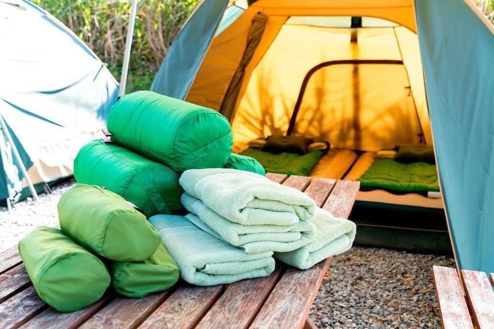 オートキャンプで必要なものは?