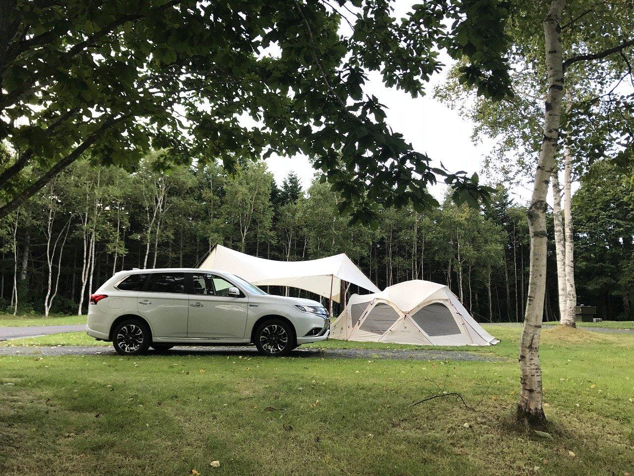 オートキャンプとは何?