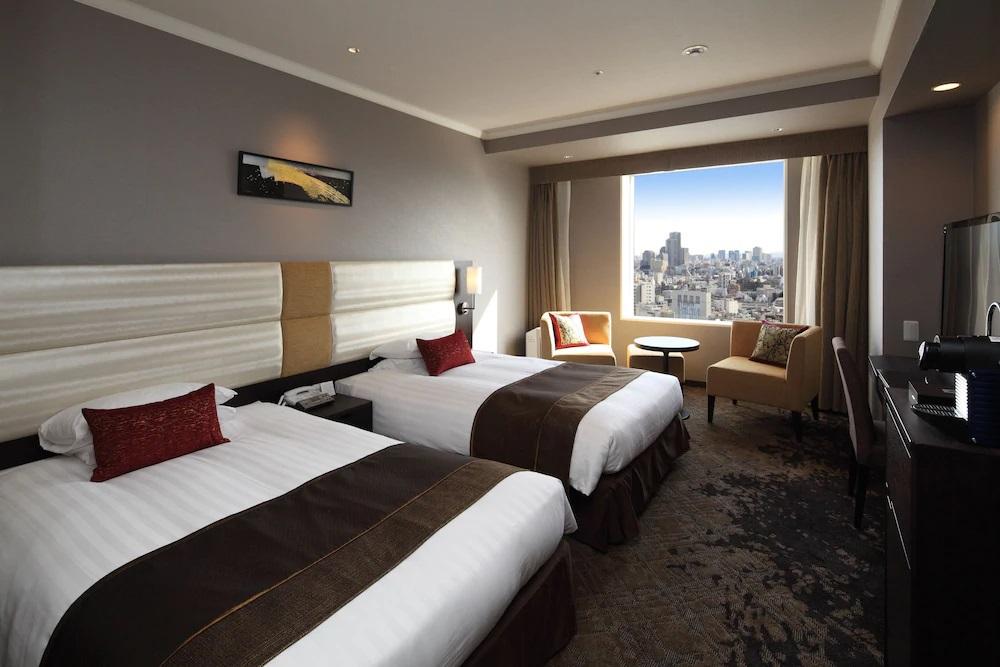 シティホテルとビジネスホテル、何が違うの?
