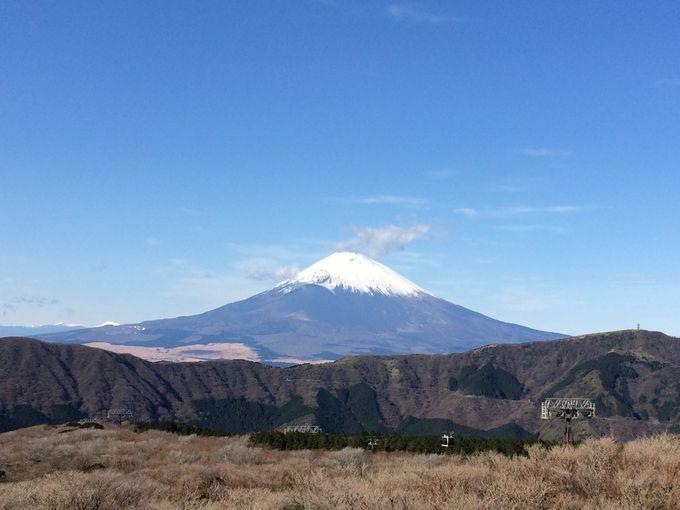 箱根旅行の基本は1泊2日