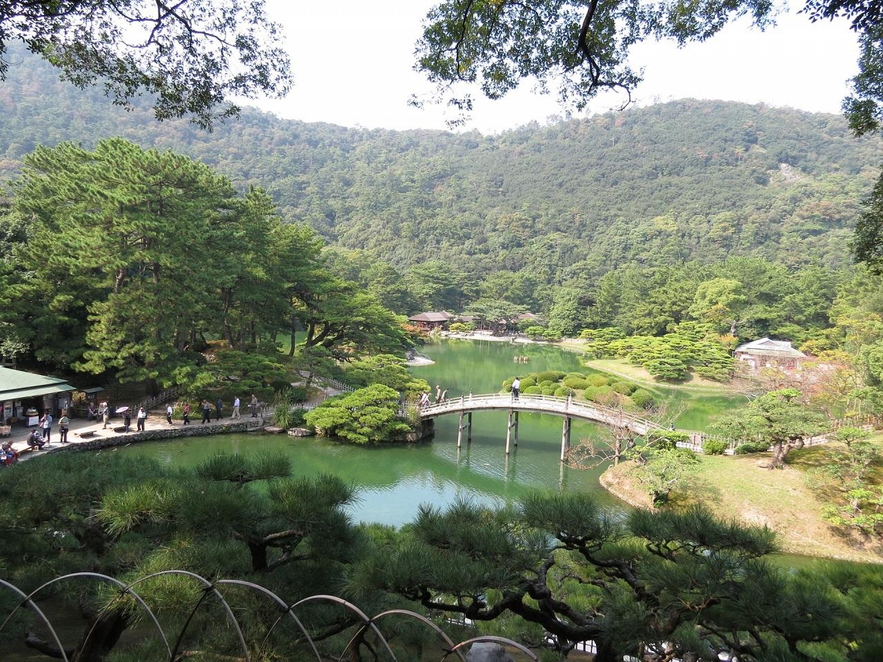 【香川】主要スポットは1泊2日 島に滞在するなら3日間