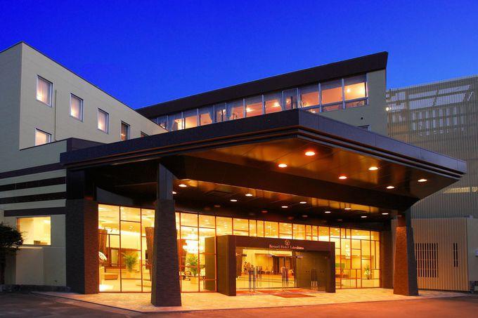 蓼科高原で泊まりたいホテル