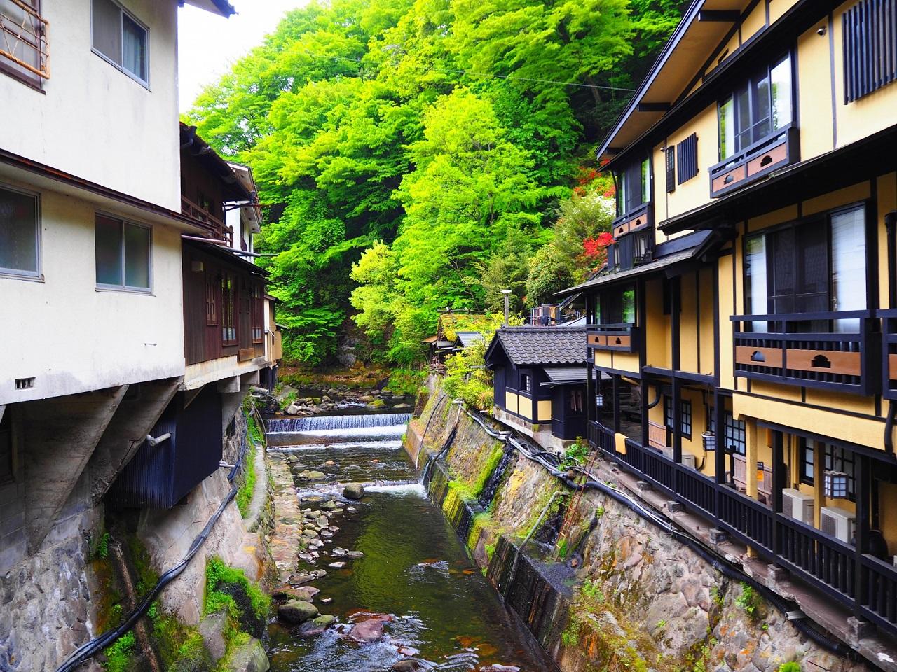黒川温泉といえば露天風呂めぐり