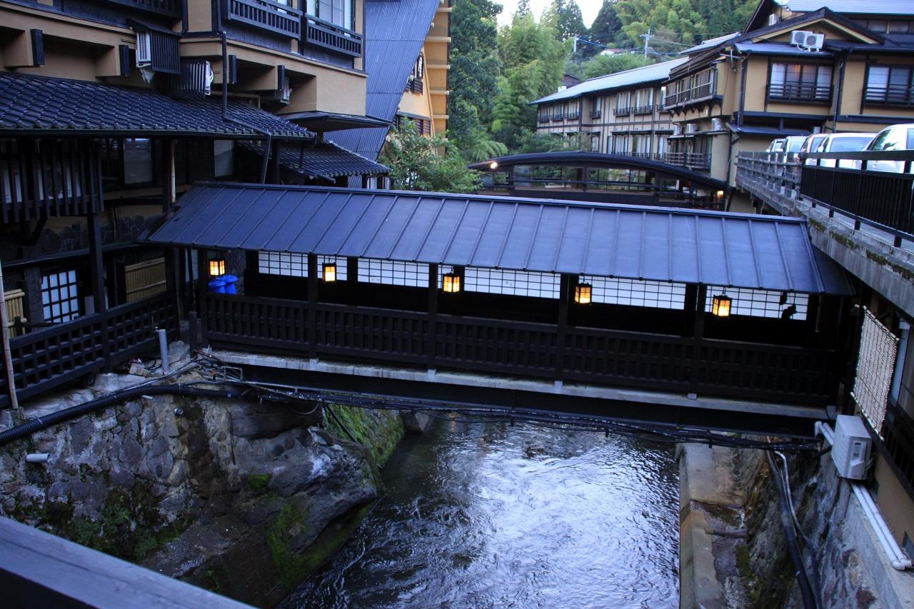 黒川温泉へのアクセス、現地での交通手段は?