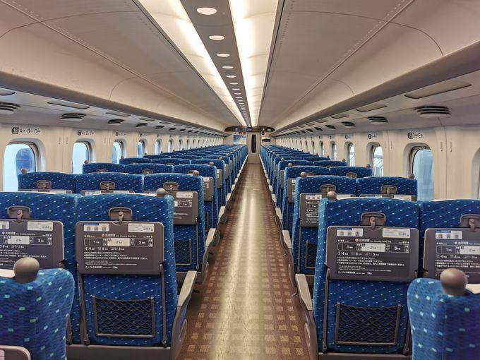 新幹線回数券の使い方は?座席指定は?