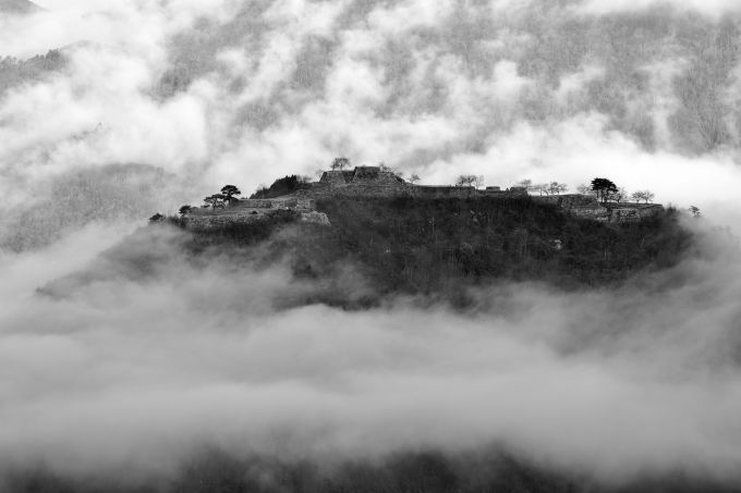 まず、被写体を知る。天空の城「竹田城」