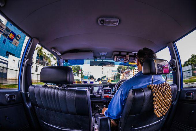 意外と安い!渋滞が少ないからタクシーは効率的