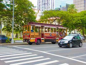 ハワイの移動手段!バス、トロリー、レンタカーを徹底解説