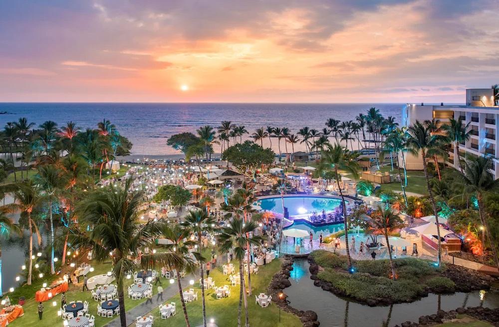 ハワイ島でどこに泊まる?ホテルの選び方を紹介!