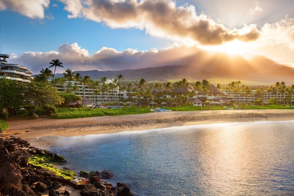 マウイ島のエリア概要とホテルの特徴