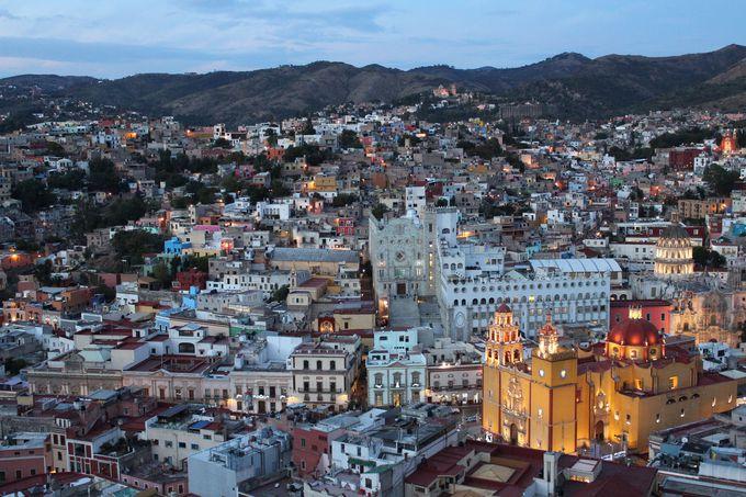 メキシコ各地のベストシーズン&お得に旅行ができる時期