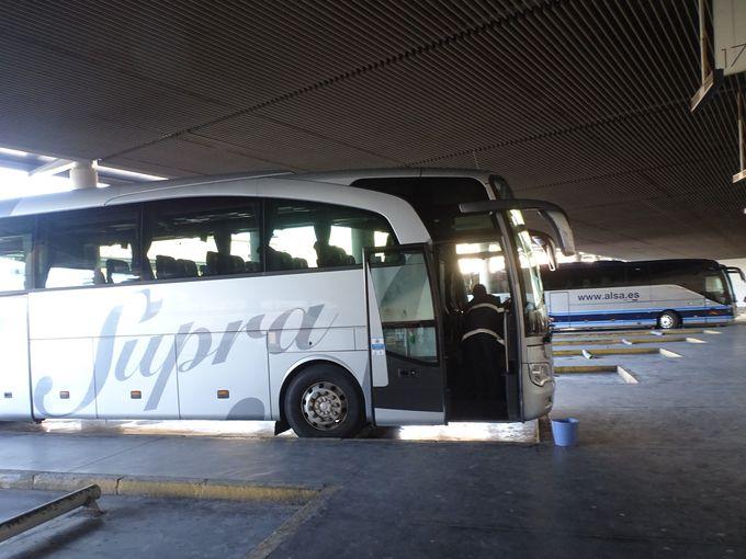 中距離移動におすすめ!アルサ(ALSA)バス
