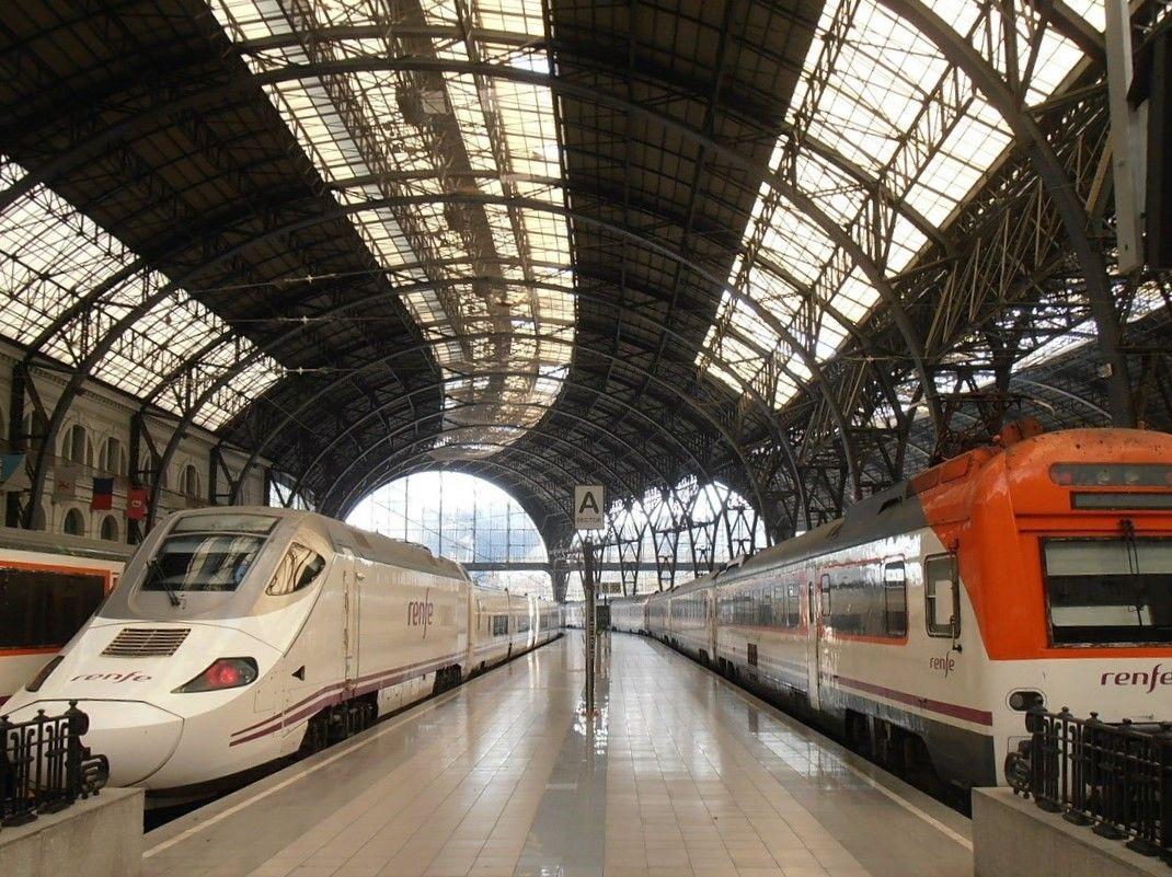 スペインの国鉄!レンフェ(Renfe)