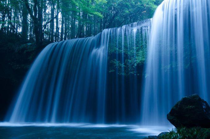 スローシャッターを操り白糸のような滝を写そう!