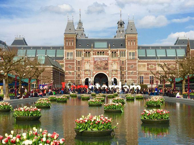 オランダのベストシーズンは?