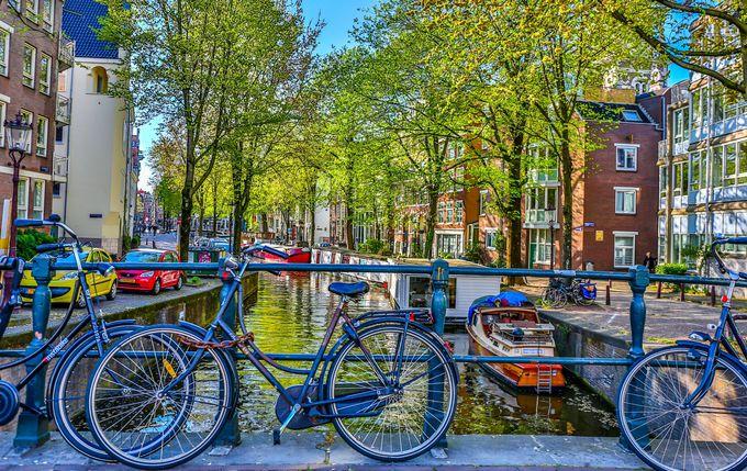 オランダ旅行の服装は?