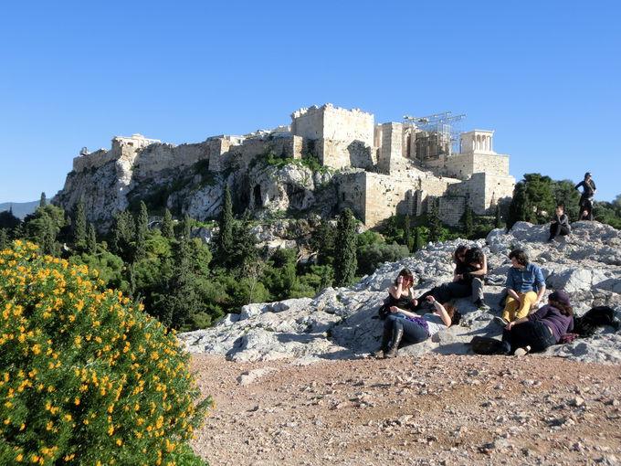 ギリシャの観光エリアと宿泊施設の特徴