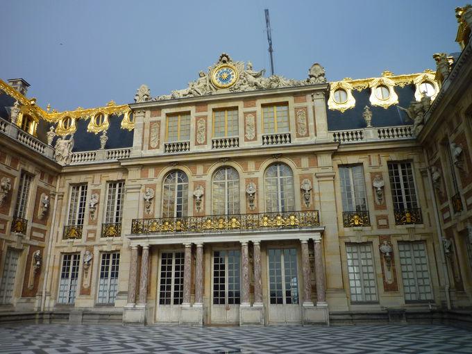 パリ郊外も観光するなら直行便で6日間