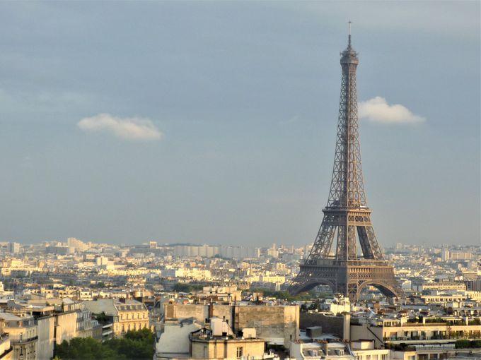 初めてのパリ、定番スポット観光には何日必要?