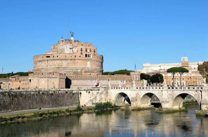 ローマとフィレンツェを1週間で観光できる?