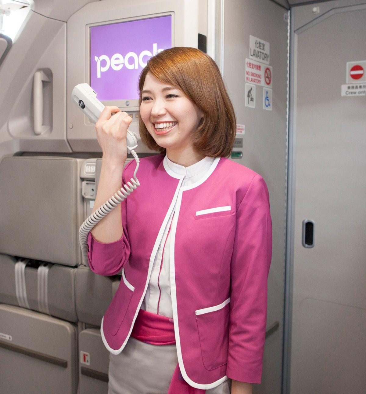 到着時の機内アナウンスは関西弁で♪