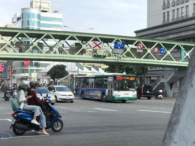 台北の交通手段はざまざま!EASYCARDは必ずゲット