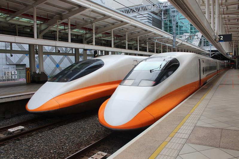 台湾南北の移動は台湾新幹線が最速!