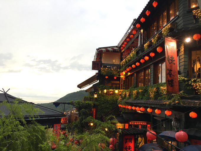 台北中心部から九フンや十分・故宮博物院などへの移動方法