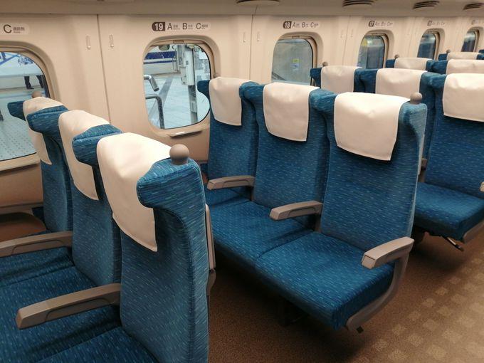 新幹線の座席選びでよくある質問