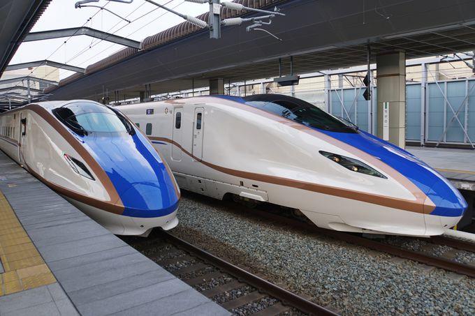 自由席はどの新幹線にもある?