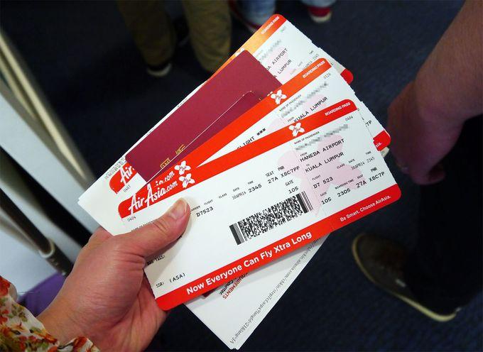 航空券の購入方法やサービスについて