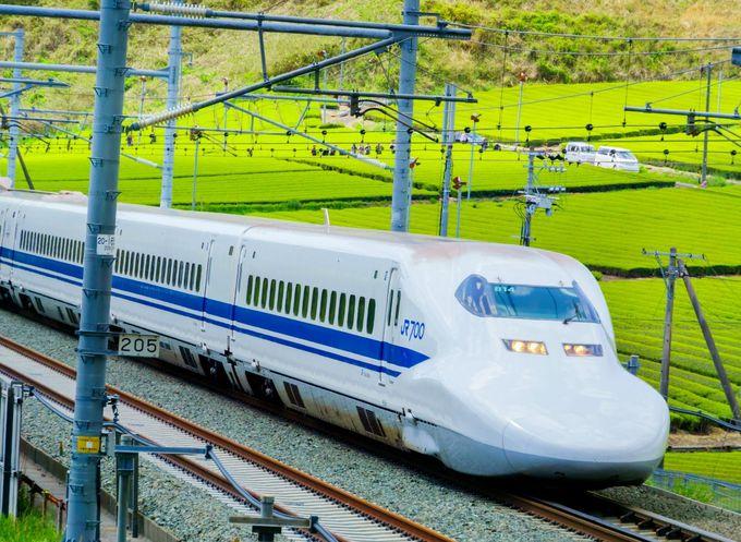 新幹線乗車に必要な切符!乗車券と特急券の違い