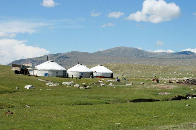 インターネットのない環境も楽しめるモンゴル