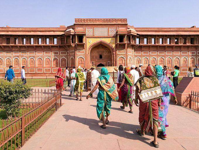 インド旅行であると便利なもの