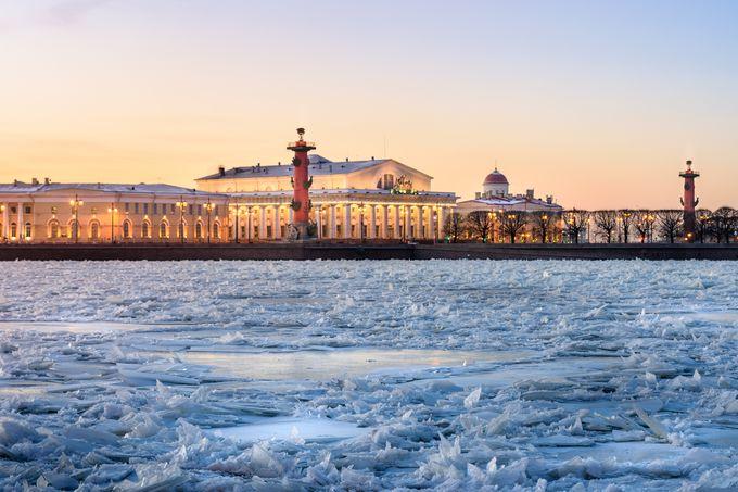 冬のロシアの楽しみ方