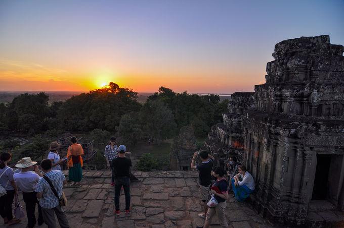 カンボジア旅行であると便利なもの