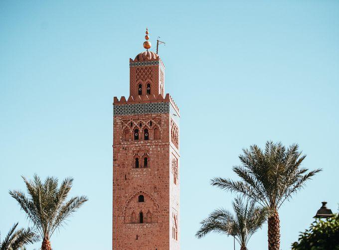 モロッコの地理・都市の基本情報