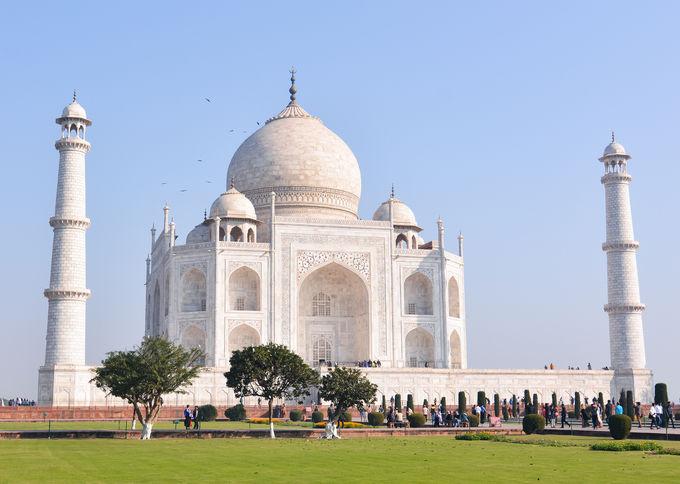 初めてのインド旅行なら4泊6日