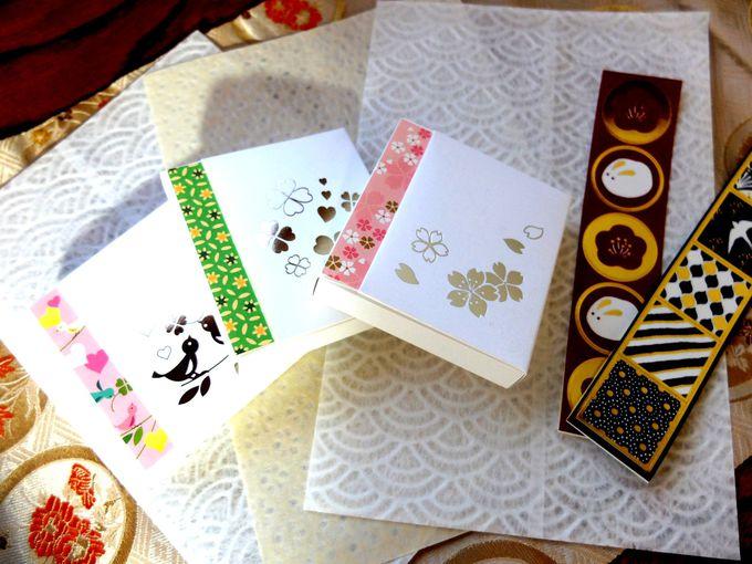 コツ5.手土産持参で日本文化をアピール