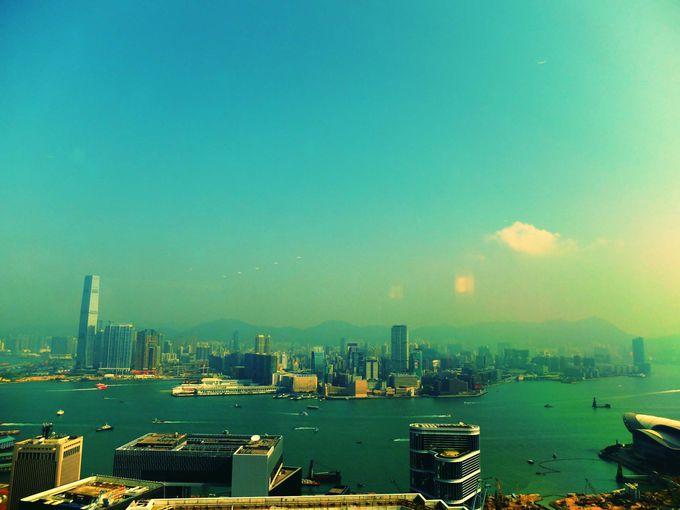 香港との組み合わせも人気