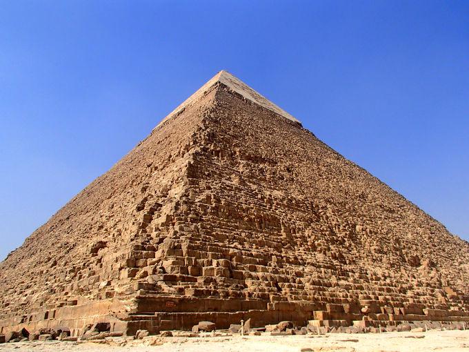 エジプトの気候について