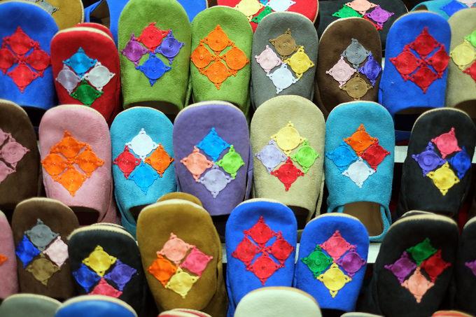 モロッコの主要都市、宿泊施設の特徴