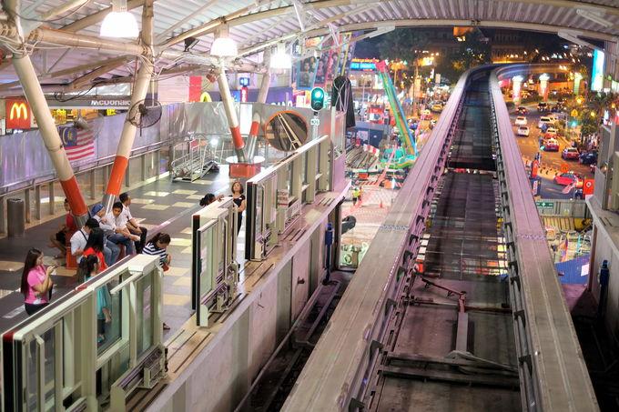 クアラルンプールの主要な観光エリア、ホテルの特徴