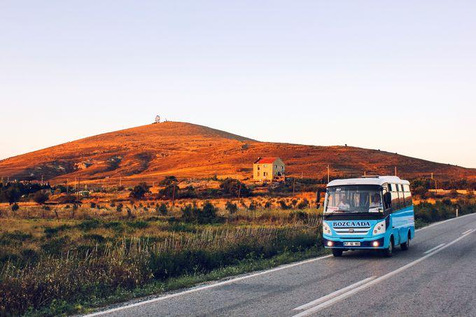 トルコの移動手段:バス