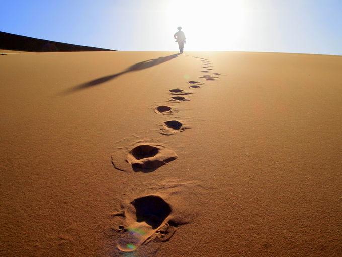 サハラ砂漠も行くなら5泊8日以上